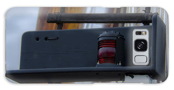 Tall Ship Bow Light Galaxy Case by Dale Powell