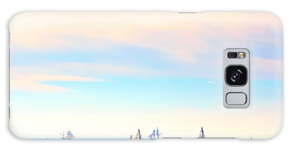 Tall Ships And Sail Boats Galaxy Case
