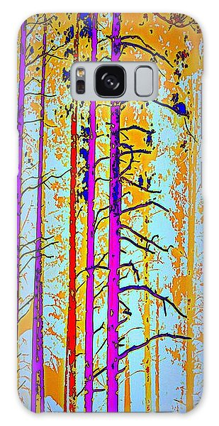 Tall Trees Galaxy Case