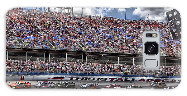Talladega Superspeedway In Alabama Galaxy Case