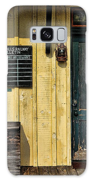 Tallulah Falls Rail Bulletin Galaxy Case by Kenny Francis