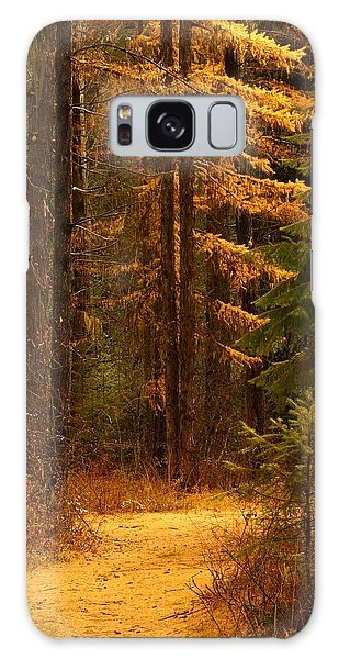 Tamarack Glow Galaxy Case