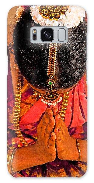 Tamil Nadu Dancer Galaxy Case by Dennis Cox WorldViews