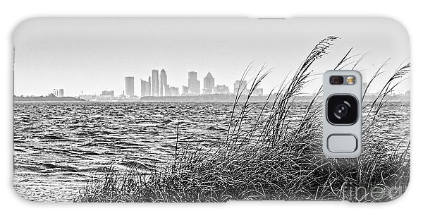 Tampa Across The Bay Galaxy Case by Marvin Spates