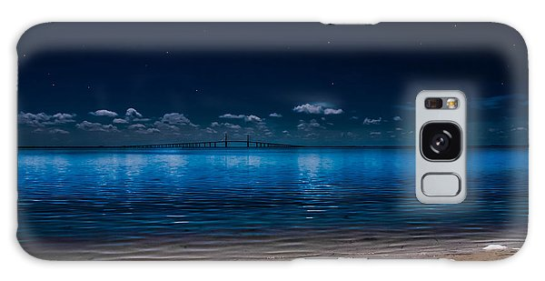 Tampa Bay Nights Galaxy Case