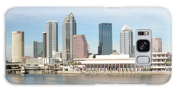 Tampa Skyline Galaxy Case