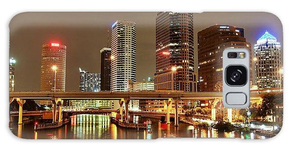 Tampa Skyline Galaxy Case
