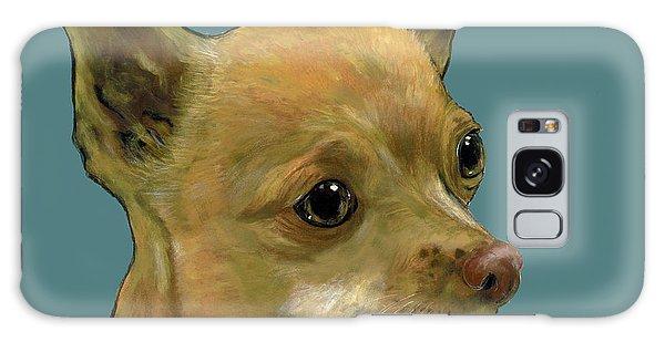 Tan Chihuahua Galaxy Case