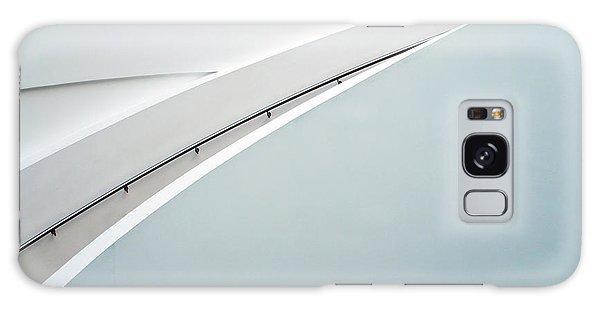Handrail Galaxy Case - Tangent by Linda Wride