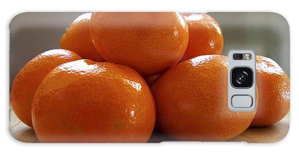 Tangerined Galaxy Case by Joe Schofield