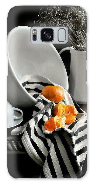 Tangerines Galaxy Case