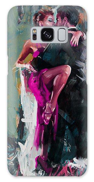 Dance Galaxy Case - Tango 6 by Mahnoor Shah