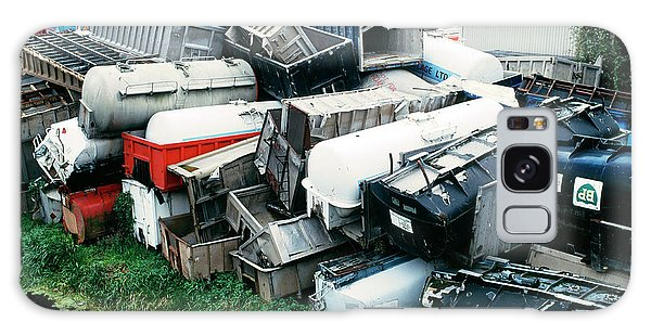 Recycle Galaxy Case - Tanker Breakers Yard by Robert Brook/science Photo Library