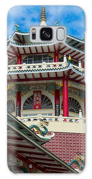 Taoist Temple Cebu Philippines Galaxy Case
