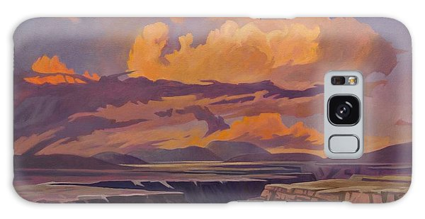 Taos Gorge - Pastel Sky Galaxy Case