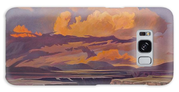 Taos Gorge - Pastel Sky Galaxy Case