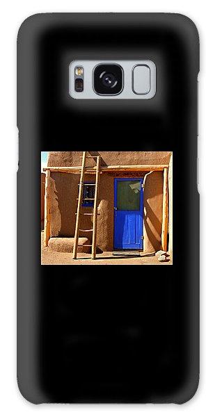 Taos Pueblo Galaxy Case
