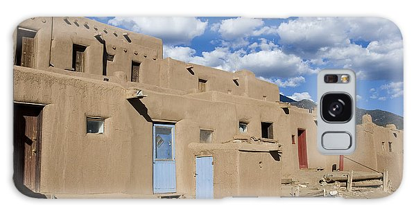 Taos Pueblo Galaxy Case