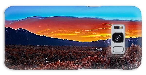 Taos Sunrise X Galaxy Case