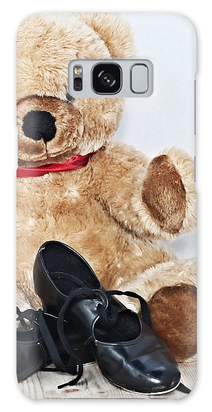 Tap Dance Shoes And Teddy Bear Dance Academy Mascot Galaxy Case