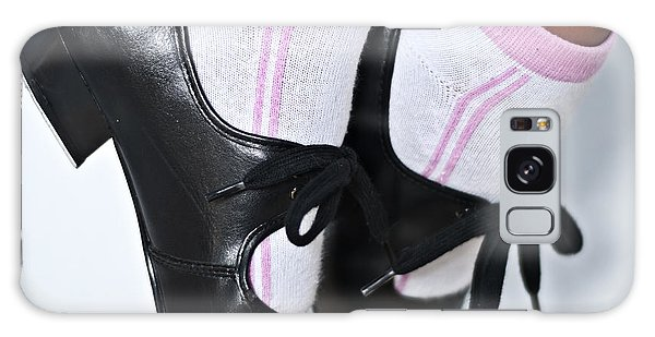 Tap Dance Shoes From Dance Academy - Tap Point Tap Galaxy Case