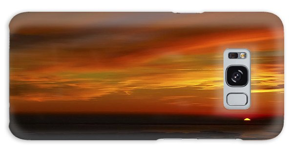 Rappahannock Sunrise II Galaxy Case