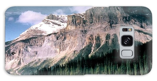 Tranquility...emerald Lake Canada Galaxy Case by Peggy Stokes