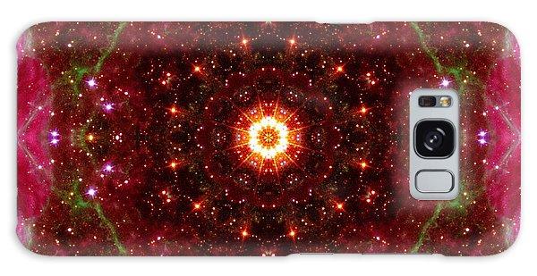 Galaxy Case featuring the photograph Tarantula Nebula IIi by Derek Gedney