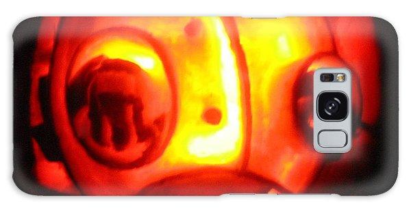 Tarboy Pumpkin Galaxy Case by Shawn Dall