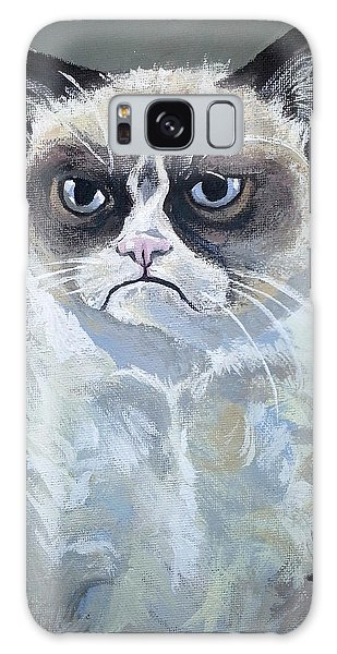 Tard - Grumpy Cat Galaxy Case