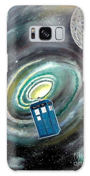 Tardis Galaxy Case