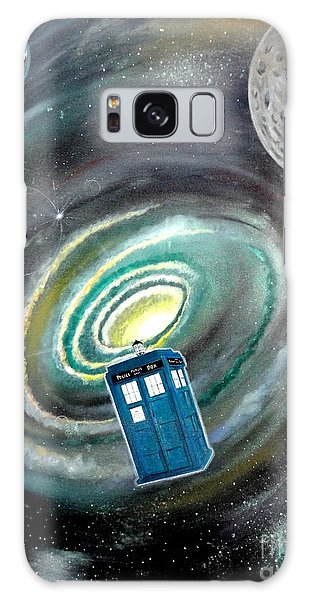 Tardis Galaxy Case