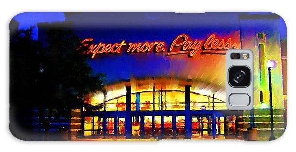 Target Super Store C Galaxy Case by P Dwain Morris