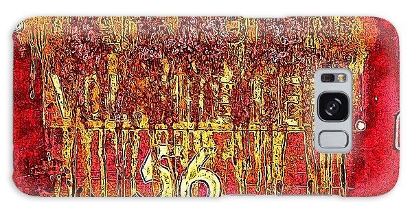 Tarkington Vol Fire Dept 56 Galaxy Case by Bartz Johnson
