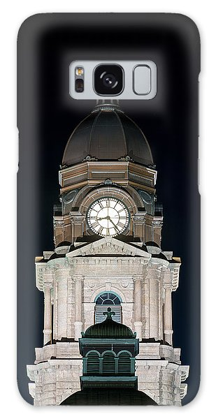 Tarrant County Courthouse V2 020815 Galaxy Case