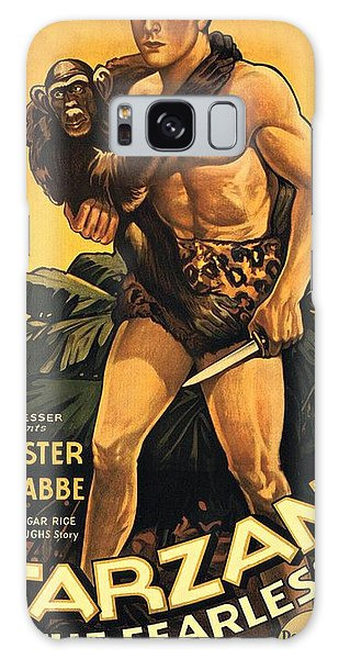 Tarzan The Fearless  Galaxy Case