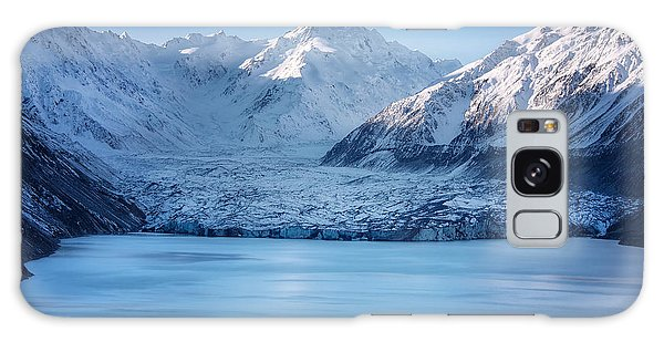 Tasman Glacier Nz Galaxy Case