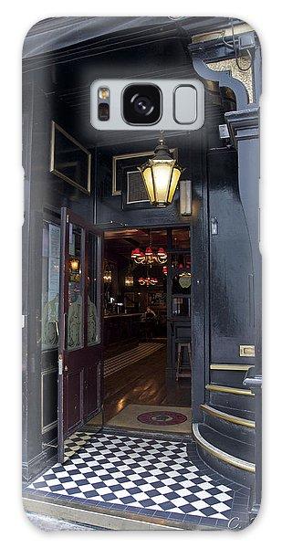 Tavern In Town Galaxy Case by Cheri Randolph