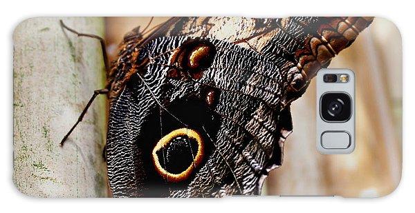 Tawney Owl Profile Galaxy Case
