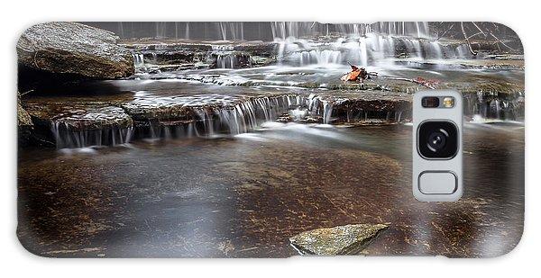 Taylor Creek Falls Galaxy Case