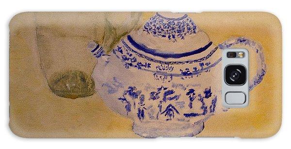 Tea Kettle Galaxy Case by Aleezah Selinger