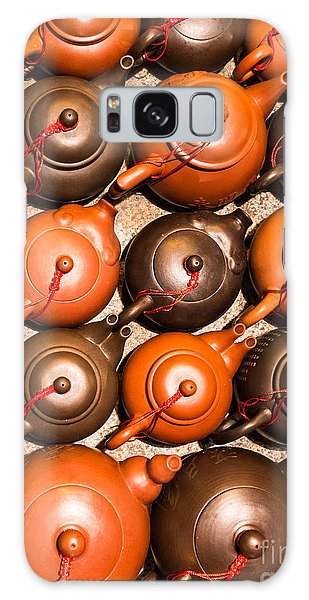 Tea Pots Galaxy Case