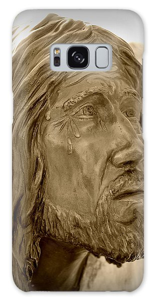 Tears Of Jesus Galaxy Case