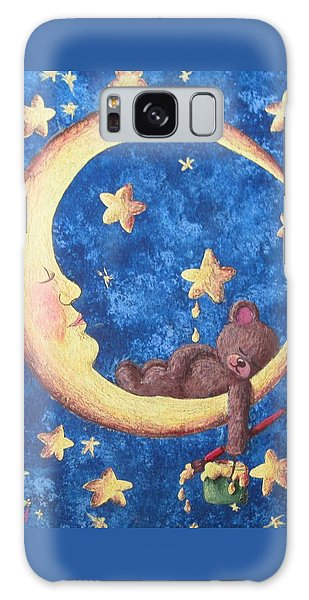 Teddy Bear Dreams Galaxy Case