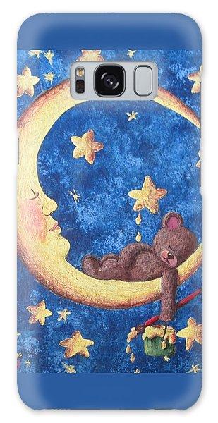 Teddy Bear Dreams Galaxy Case