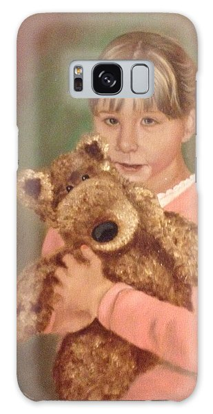 Teddy Bear Galaxy Case by Sharon Schultz