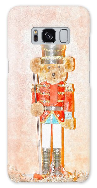 Teddy Nutcracker Galaxy Case