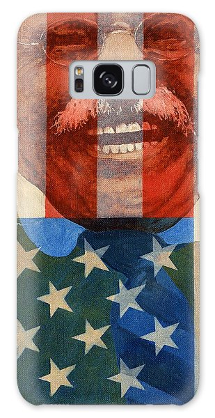 Teddy Roosevelt Galaxy Case by John D Benson
