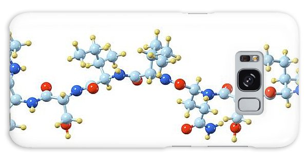 Synthesis Galaxy Case - Teixobactin Antibiotic Molecule by Dr Mark J. Winter