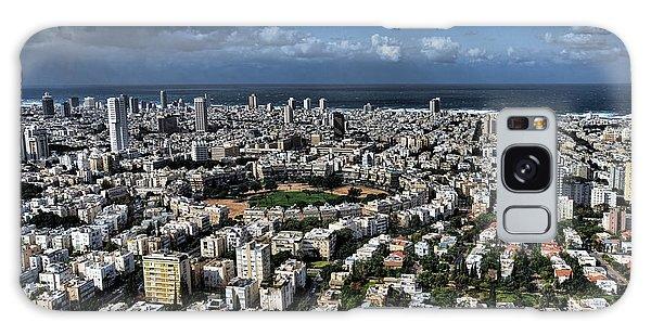 Tel Aviv Center Galaxy Case